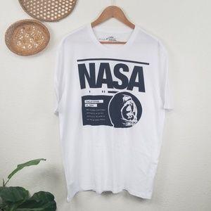 🆕️ BUZZALDRIN Nasa Graphic Tee T-shirt